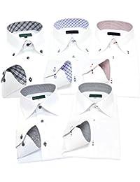 GREENWICH POLO CLUB(グリニッジポロクラブ) 長袖ワイシャツ 5枚セット メンズ pb 033-L