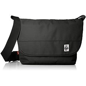 [チャムス] ショルダーバッグ Eco CHUMS Messenger Bag CH60-2470-K001-00 K001 ブラック