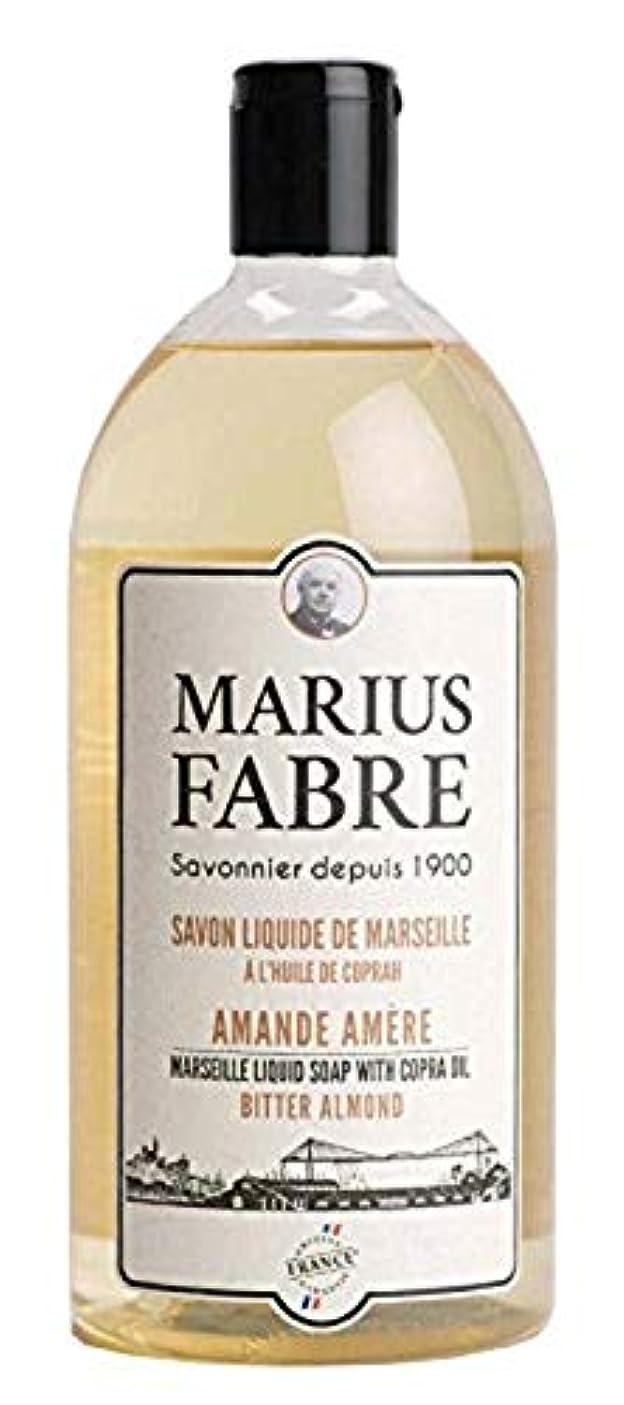 パールプラグ退屈なサボンドマルセイユ 1900 リキッドソープ ビターアーモンド 1000ML