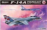 グレートウォールホビー 1/72 アメリカ海軍 F-14A 艦上戦闘機 プラモデル L7206
