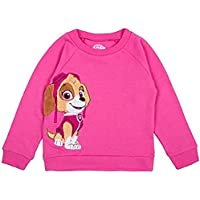Nickelodeon Girls' Long Sleeve Raglan Fleece Shirt