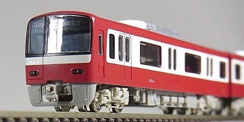 Nゲージ 4256 京急600形4次車CU71型クーラー搭載車増結4両編成セット (動力無し)
