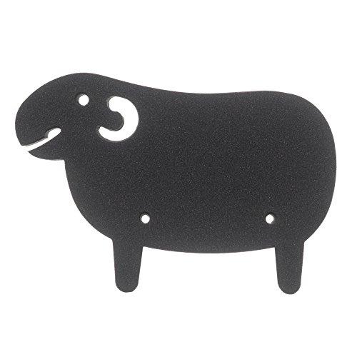 +d ケーブルホルダー Sheep シープ ブラック d-990-BK