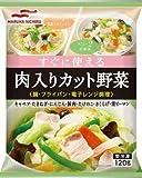 [冷凍]マルハニチロ 肉入りカット野菜 120g×20袋