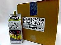 箱売り ハワイアンアイルズ レギュラーコーヒー コナ クラシック 7oz 198g 12袋
