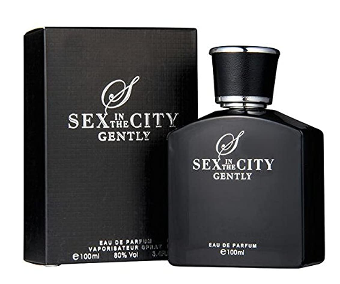◆【SEX IN THE CITY】メンズ香水◆セックスインザシティ ジェントリー オードパルファムEDP 100ml◆