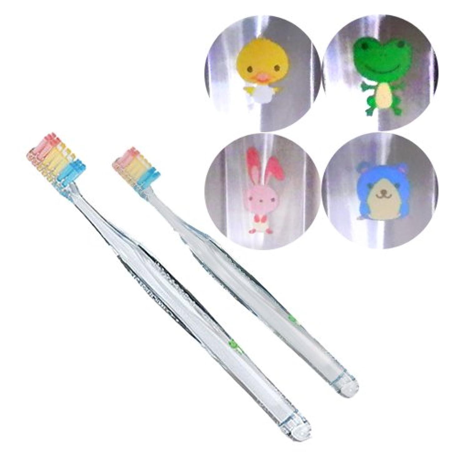 氏コーラススラムプロスペックプラスフォーレッスン歯ブラシ1本タイニー/スモール (タイニー)