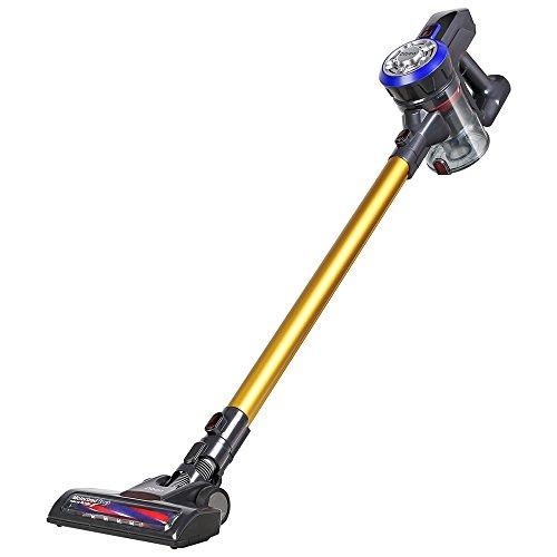 Dibea 掃除機 コードレス掃除機 サイクロン掃除機 サイクロン式 スティック ハンディ 強力吸引 9000Pa 2in1 掃除機 布団クリーナーができない