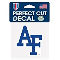 """Air Force Academy Fighting Falcons Tide公式NCAA 4"""" x4"""" Die Cut車デカール"""
