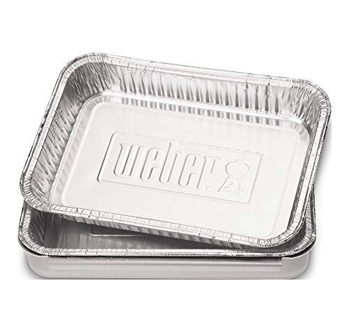 ウェーバー 受け皿 ドリップパン スモール サイズ 10個入り 6415