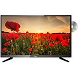 """Viano 40"""" Full HD LED LCD TV with DVD Player, 3X HDMI INPUTS, PVR from USB Connection, VGA Input, USB 2.0 Port"""