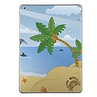 iPad mini mini2 mini3 共通 スキンシール retina ディスプレイ apple アップル アイパッド ミニ A1432 A1454 A1455 A1489 A1490 A1491 A1599 A1600 タブレット tablet シール ステッカー ケース 保護シール 背面 人気 単品 おしゃれ その他 ヤシの木 南国 001350