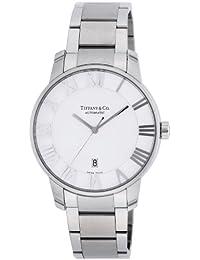 [ティファニー]Tiffany&Co. 腕時計 Atlas Dome シルバー文字盤 自動巻 Z1810.68.10A21A00A メンズ 【並行輸入品】