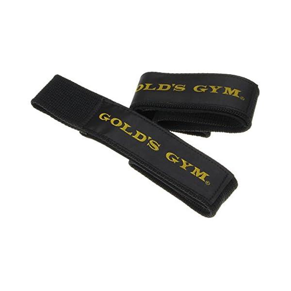 GOLDS GYM(ゴールドジム) リストストラ...の商品画像