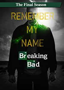 Breaking Bad: Final Season [Blu-ray] [Import]