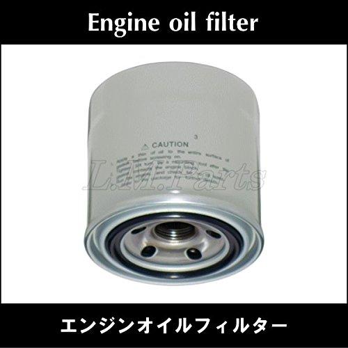 いすゞ・E-JR120(ピアッツァ/ピアッツァネロ)用エンジンオイルエレメント|A039