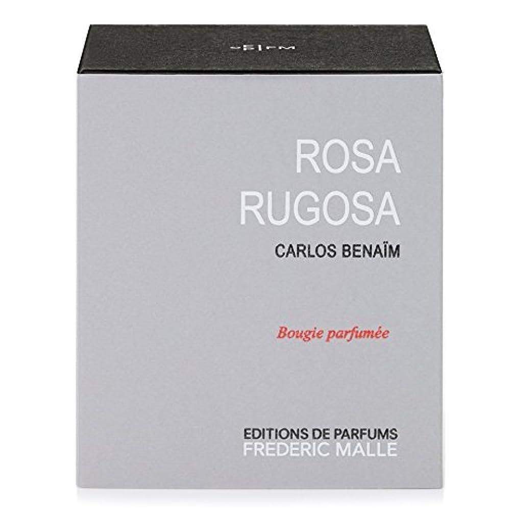 七面鳥プレビスサイトスラッシュフレデリック?マルハマナスの香りのキャンドル x6 - Frederic Malle Rosa Rugosa Scented Candle (Pack of 6) [並行輸入品]