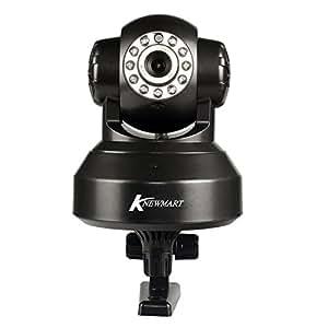 KNEWMART HD 720P ip camera カメラ ワイヤレスカメラ WiFiカメラ ネットワークIPカメラ 屋内カメラ サポートPTZ TFカード/P2P/ Android/iOS APP/ IR-CUT機能/赤外線ナイトビューモーション検知 / Eメールでアラームブラウザビュー CCTV監視用