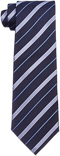 (はるやま)HARUYAMA(ハルヤマ) シルク100% ネクタイ 8cm幅 P181170493 88 ネービー フリー