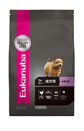 ユーカヌバ 1歳-6歳 健康維持用 メンテナンス 小型犬種 超小粒 7.5kg