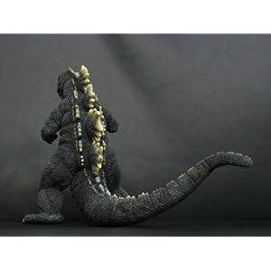 東宝大怪獣シリーズ ゴジラ (1975版) (PVC製塗装済み完成品 一部組み立て式)