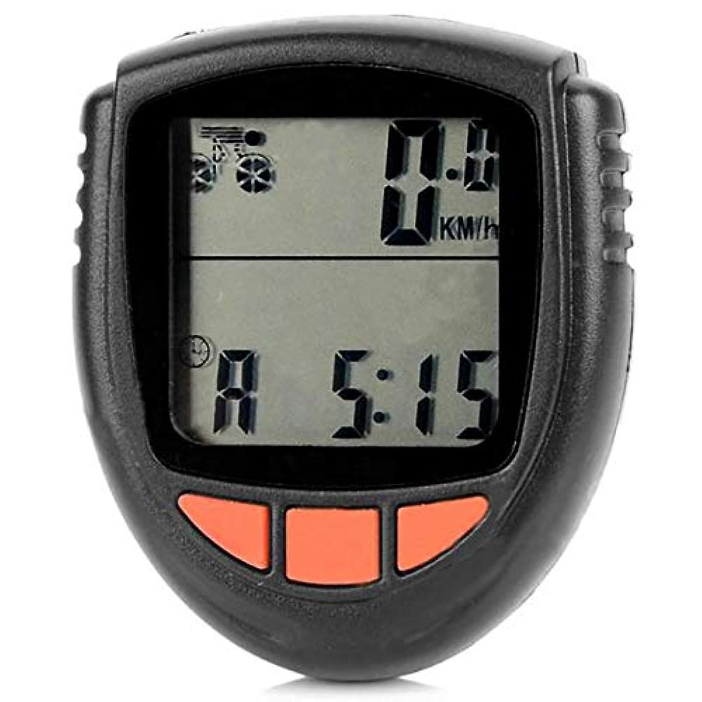 アヒルハック曖昧な自転車 コード表 スピードメーター 走行距離計 機能 防水 コード表
