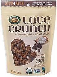 ネイチャーズ パース ラブクランチ オーガニックグラノーラ ダークチョコレートマカロン 325g Dark Chocolate Macaroon 1袋