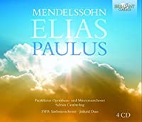 Elias & Paulus by F. Mendelssohn (2012-02-16)