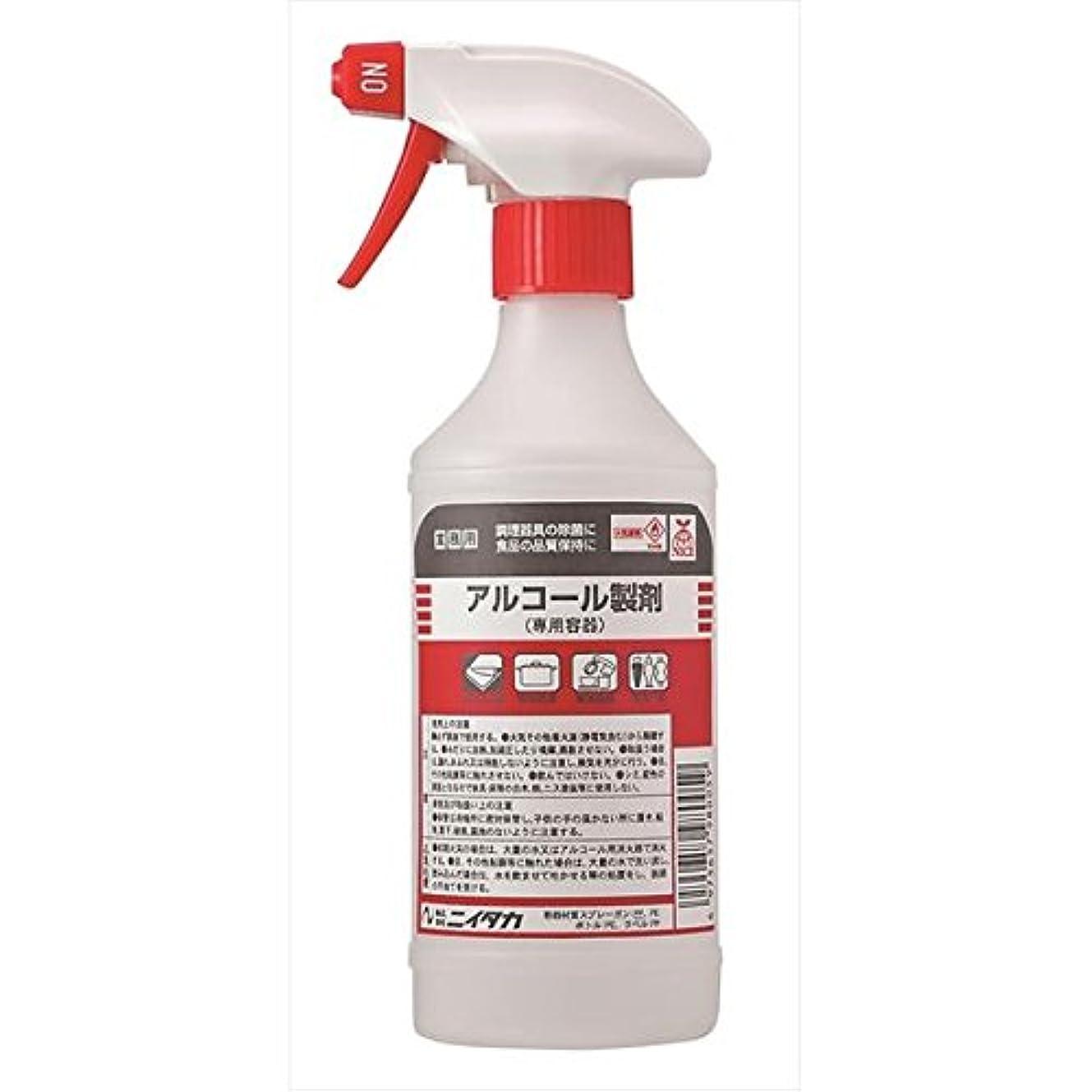 測定可能裏切り達成可能ニイタカ:アルコール製剤スプレーボトル 500ml×4 901127
