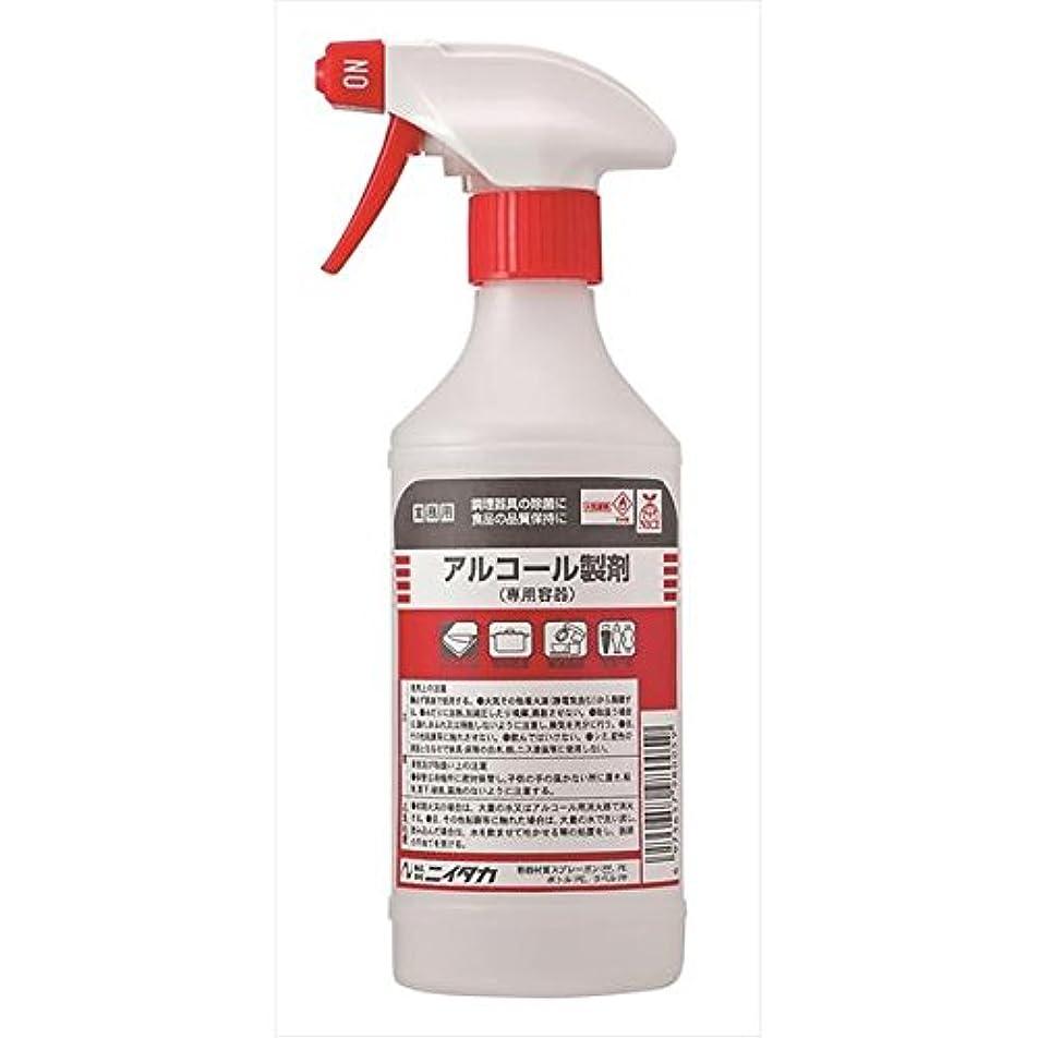 フレキシブル欲求不満マウスピースニイタカ:アルコール製剤スプレーボトル 500ml×4 901127
