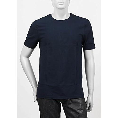 (スリードッツ) three dots クルーネックTシャツ DEEP OCEAN bo1c 645 dpo Lサイズ [並行輸入品]