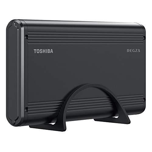 タイムシフトマシン対応 USBハードディスク(4TB) REGZA THD-V3シリーズ 東芝(TOSHIBA) 東芝 THD-400V3