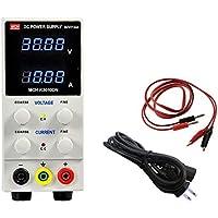 直流安定化電源 30V 10A 直流電源 10mV 1mA 微調整対応モデル スイッチング式 自動温度制御冷却ファン 直流電源装置 0-30V 0-10A 宅配便 K&M 「POWER-K3010DN」