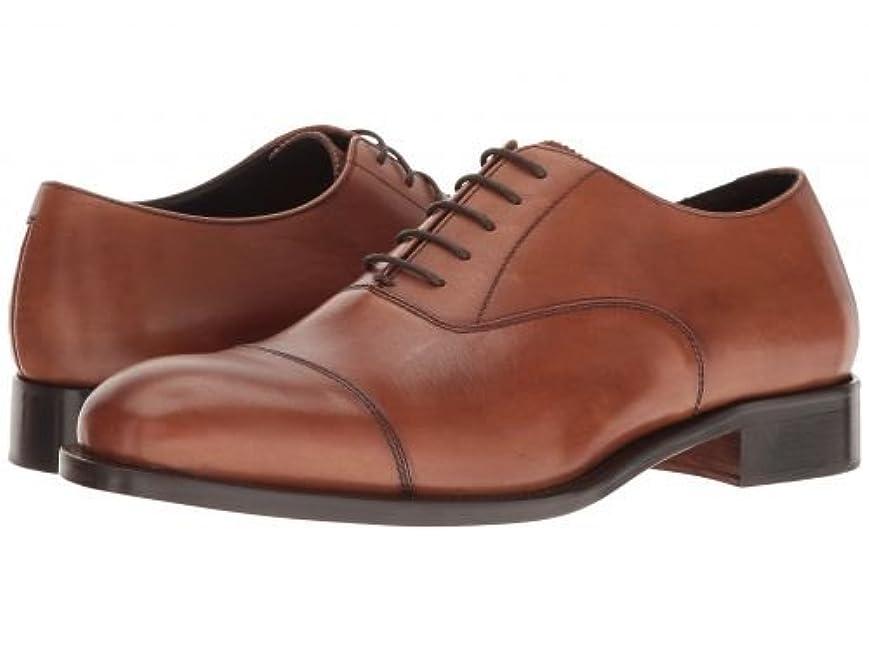 節約上に築きますオーナメントBruno Magli(ブルーノマリ) メンズ 男性用 シューズ 靴 オックスフォード 紳士靴 通勤靴 Domasco - Whiskey [並行輸入品]