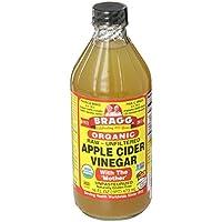 Bragg - 母が付いている有機性Appleのリンゴ酢 - 16オンス(473ml)