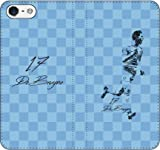 iPhone/Xperia/Galaxy/他機種選択可:サッカー/グラフィティ手帳ケース(デザイン:Cマンチェスター/17番_01) 04 iPhone6Plus/6sPlus