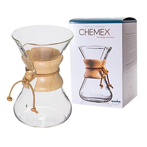 Chemex ケメックス コーヒーメーカー ハンドメイド 6...