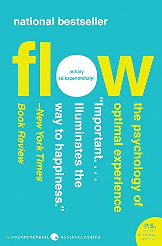 Flow: The Psychology of Optimal Experience (Harper Perennial Modern Classics)の詳細を見る