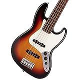 Fender フェンダー Made in Japan Hybrid II Jazz Bass® V, Rosewood Fingerboard, 3-Color Sunburst