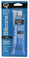 Dap 00684 Dow Corning Clear Silicone Rubber Sealant 2.8-Ounce, Model: 684 by Tools & Harware