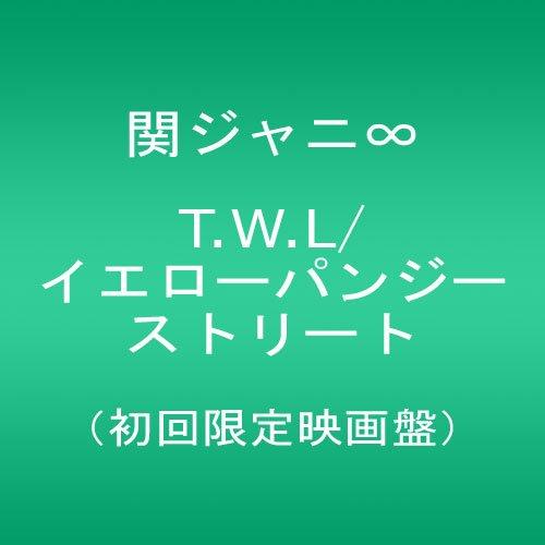 T.W.L /イエローパンジーストリート(初回限定 映画盤)