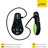 FINIS 1.30.058: 1.30.058.244 Duo MP 3 Player Black/Acid Green