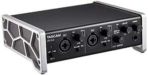 TASCAM USBオーディオインターフェース US-2x2-CU