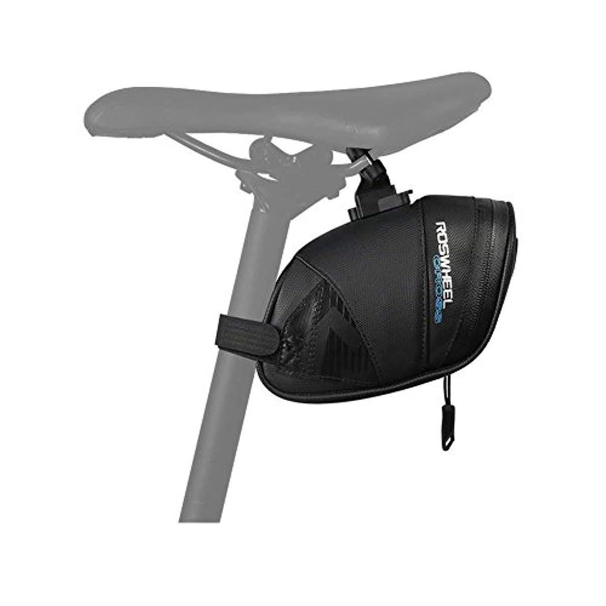 フィードバック機械的性別AutoWT Roswheel サイクリングフレーム パニエ 携帯電話バッグ バイク フロントトップチューブ タッチスクリーン サドルバッグ ラック マウンテンロード 自転車パック ダブルポーチ マウント スマートフォン用電話バッグ