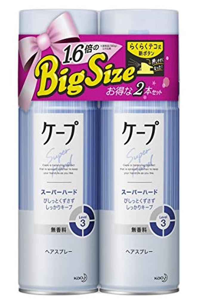 組立スライム最適【まとめ買い】 ケープ スーパーハード 無香料 特大 300g×2個 セット