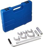 SANEI 水栓用工具 立水栓締付工具セット マルチタイプ 14サイズのナットに対応 R3510S