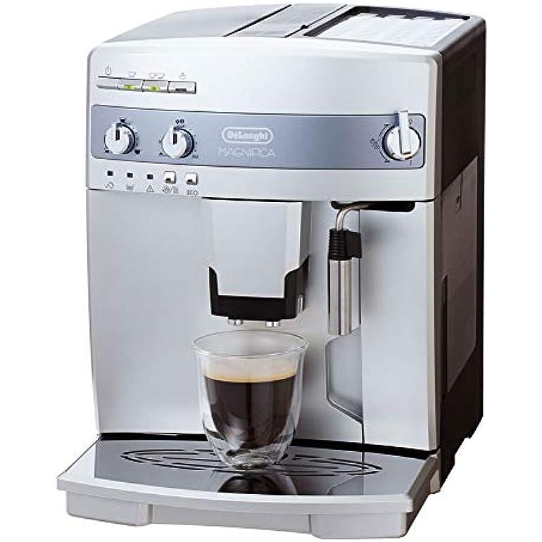 デロンギ『マグニフィカ全自動コーヒーマシン ESAM03110S』