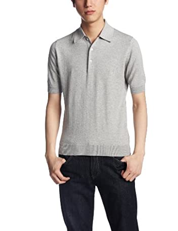 Polo Sweater 1118-106-0154: Grey