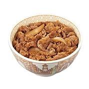 すき家 冷凍牛丼の具 20食セット