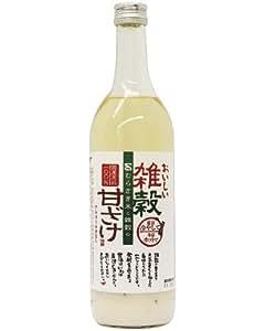 おいしい雑穀甘酒 720ml